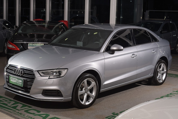 Audi A3 Ambiente Sedan 1.4 Tfsi Flex Aut./2018