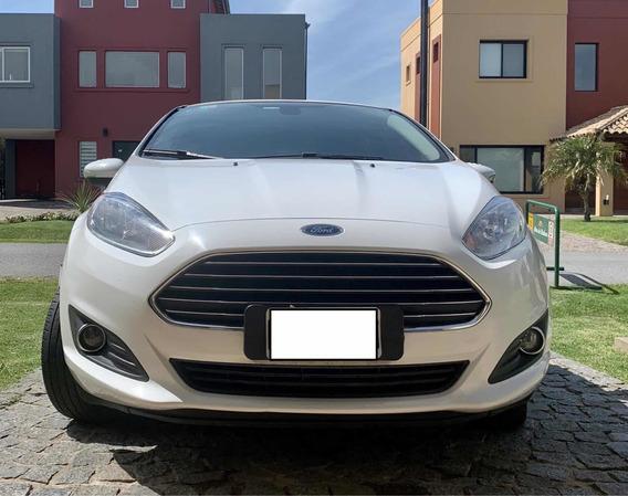 Ford Fiesta Titanium Powershift