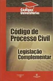 Código De Processo Civil - Legislação Complementar