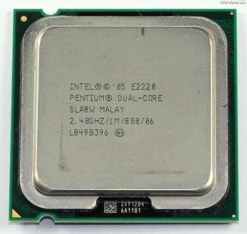 Processador Intel Core 2 Duo E2220