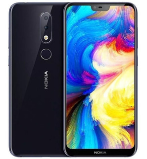 Nokia 6.1 Plus - Homologado Anatel - 64gb - X6