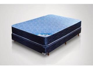 Oferta! Gani Blue Spring Colchón Y Sommier 2½plaza 190x140cm