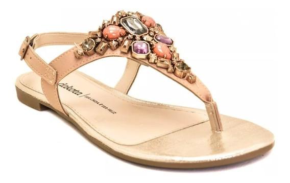 Sandália Feminina Dakota - Z5812 Peach