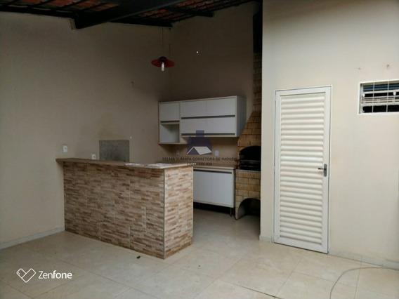Casa A Venda No Bairro Condomínio Residencial Parque Da - 2019238-1