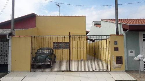 Casa Com 2 Dormitórios, 66 M² - Venda Por R$ 500.000,00 Ou Aluguel Por R$ 1.500,00/mês - Parque Dos Príncipes - Jacareí/sp - Ca1315