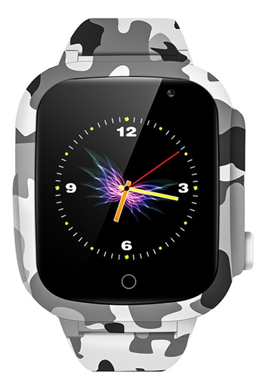 Lemfo Lec2 Niños Smart Watch 1.3 Ips Pantalla Color Teléfono