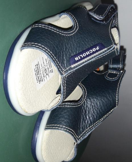 Zapatos Para Niño Tipo Sandalias Marca Pocholin