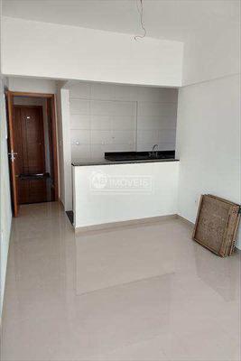 Apartamento Em Santos Bairro Boqueirão - A2829