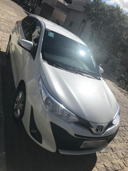 Toyota Yaris 1.3 Xl Plus Tech 16v Cvt 5p 2019