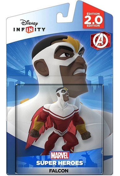 Disney Infinity 2.0 Falcão Falcon - Marvel Super Heroes