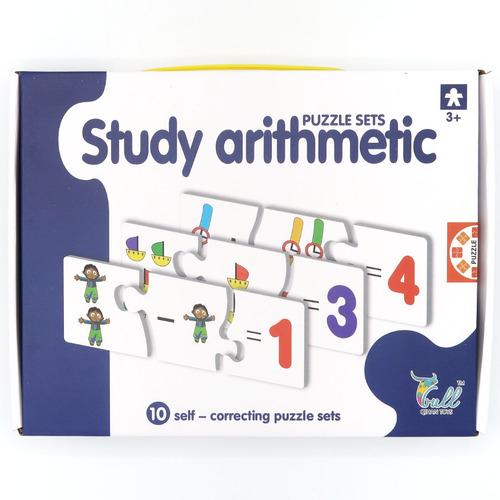 Juego Puzzle Aritmético