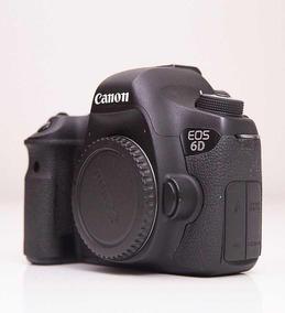 Câmera Eoa Cânon 6d - C/wi-fi