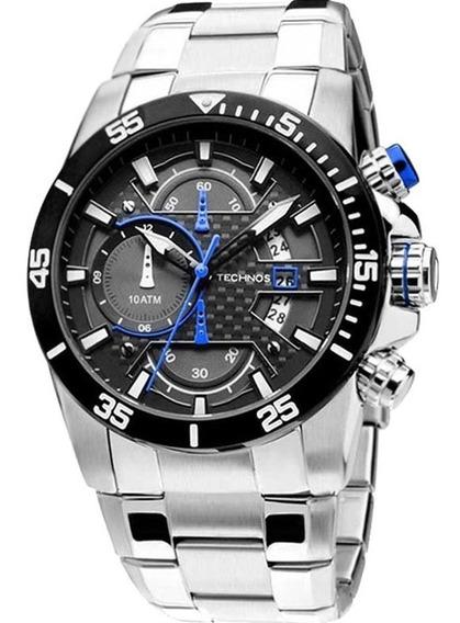 Relógio Masculino Technos Os10er/1a - Original C/ Nota