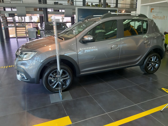 Renault Sandero Stepway Intens 1.6 Cvt Oferta Car One A*