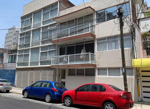 Imagen 1 de 12 de Departamento En Venta, Colonia Letran Valle, Benito Juárez
