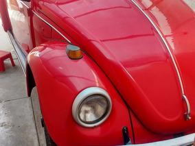 Volkswagen Escarabajo 1300 Con Soat/rev. Tec.hasta Nov 2018