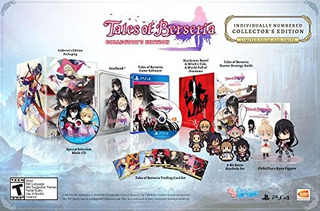 Tales Of Berseria: Collector