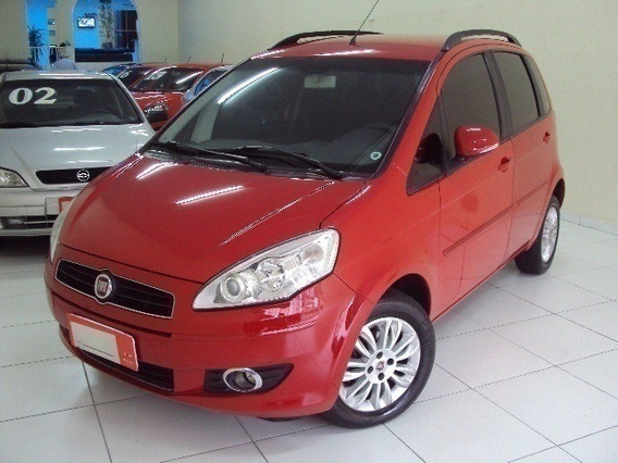 Fiat Idea Attractive 1.4 Vermelho Flex 4p Manual 2013