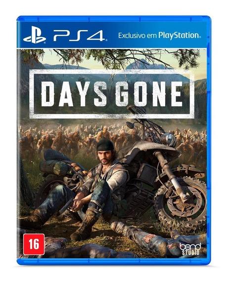Jogo Days Gone Ps4 Playstation 4 Mídia Física Português