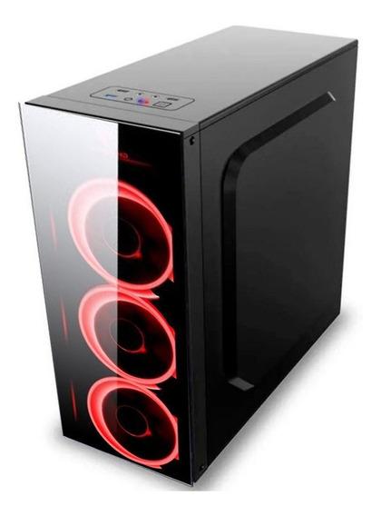 Pc Gamer Fácil Intel I5 9400f 8gb Geforce 2gb 128b Hd 500 Gb