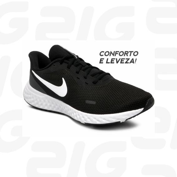 Tênis Nike Revolution 5 Masculino 100% Original Genuíno