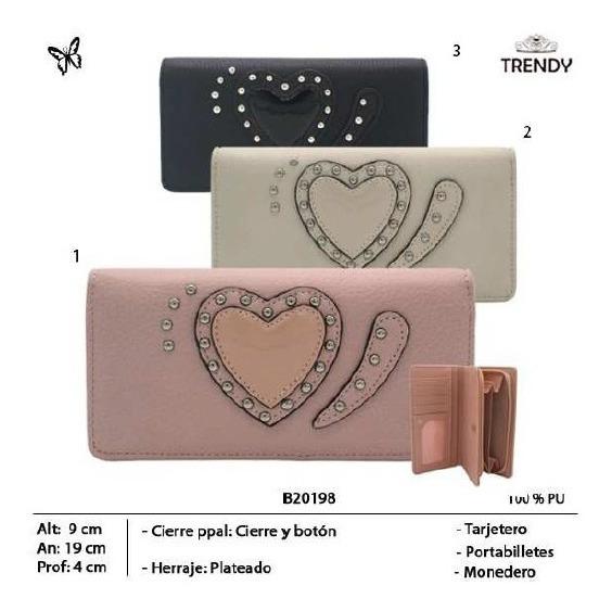 Billetera De Mujer Trendy 20198