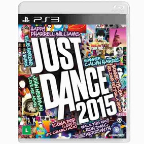 Just Dance 2015 Ps3 Mídia Física Novo E Lacrado Rcr Games