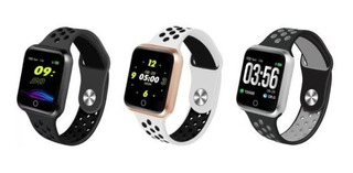 Relógio Inteligente Smartwatch Pro Serie S226 Android / Ios