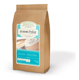 Zaachila -base Para Preparar Frappes-