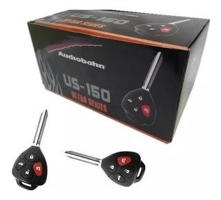 Alarma Kit Audiobahn Us-150 Llave Auto Seguridad Universal