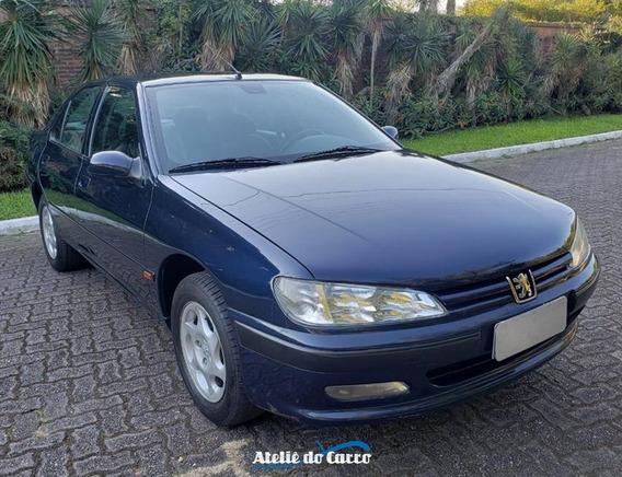 Peugeot 406 Sv 1998 2.0 135 Cv - Rara Conservação
