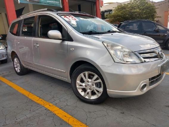 Nissan Grand Livina Sl 1.8 16v (flex) (aut) Flex Automátic
