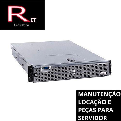 Servidor Dell Poweredge 2950 Gii
