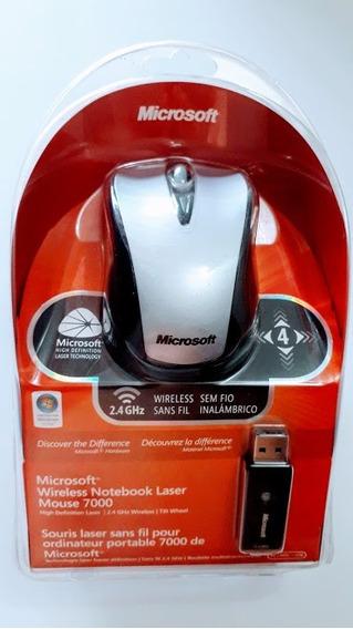Mouse Inalambrico Laser Microsoft 7000 Alta Definicion