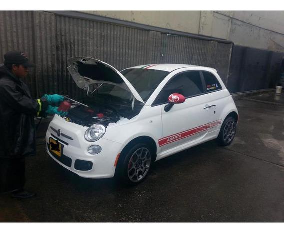 Fiat 500 Sport Full Equipo