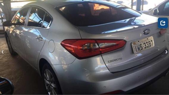 Kia Cerato 1.6 Sx Flex Aut. 4p 2015