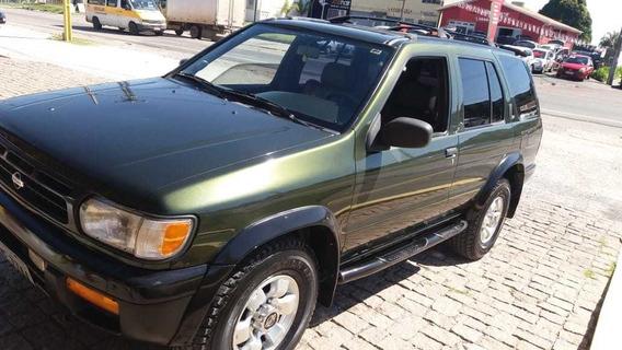 Pathfinder Se V6 Completa 1998, Ótimo Estado, Estudo Troca