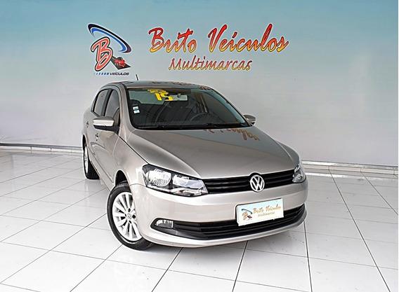 Volkswagen Voyage 1.6 Mi Comfortline 8v Flex 4p Manual 2015