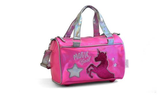 Bolso Infantil, Unicornio, Back Up Fun