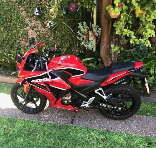 Moto Honda Cbr 300r