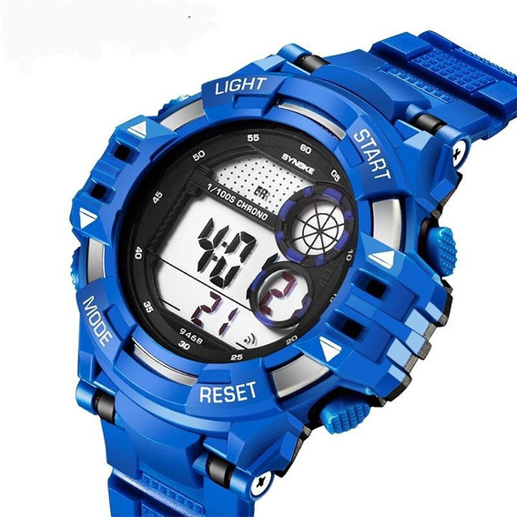 Relógio Novo Synoke Digital Esportivo Masculino
