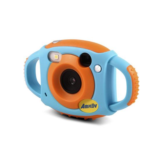 Amkov Cute Digital Video Camera Max. 5 Mega Pixels Built-in