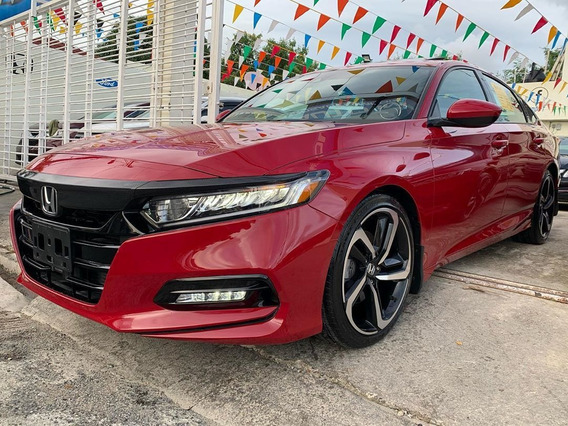 Honda Accord Inicial 30% Costo