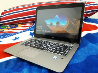Hp Elitebook I5 8gb 512gb Ssd Tactil Full Hd