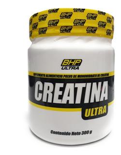 Creatina Monohidratada Ultra Bhp 300 G Envío Hoy