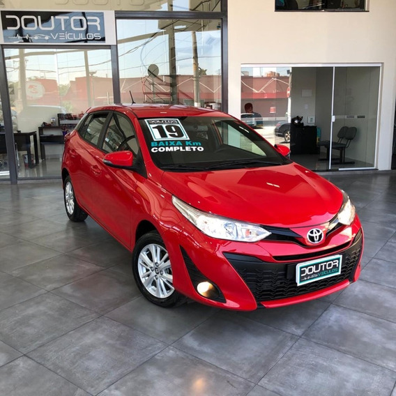 Toyota Yaris 1.3 16v Flex Xl Multidrive 2019 / Yaris 19