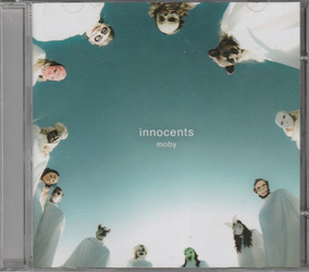 Moby - Cd Inncents - 2013