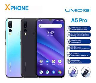 Celular Smartphone Umidigi A5 Pro Câmera 16 Mp Sem Detalhe