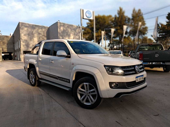 Volkswagen Amarok 2.0 Cd Tdi 180cv 4x4 Ultimate At 2016 (1)