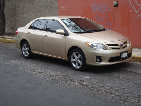 Toyota Corrolla Xle Modelo 2012
